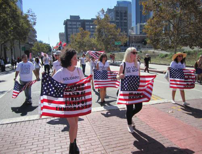 Monica Rodriguez, We Are America, 2011, courtesy of the artist