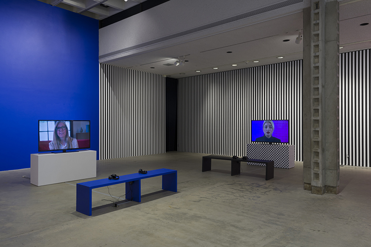 Michele O'Marah, installation image, 2018, photograph by Jeff McLane