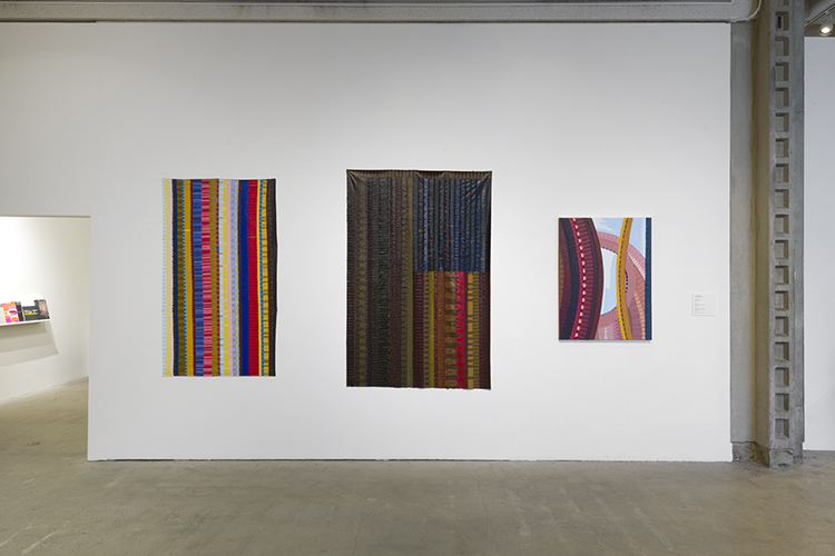 June Edmonds, installation image, 2018, photograph by Jeff McLane