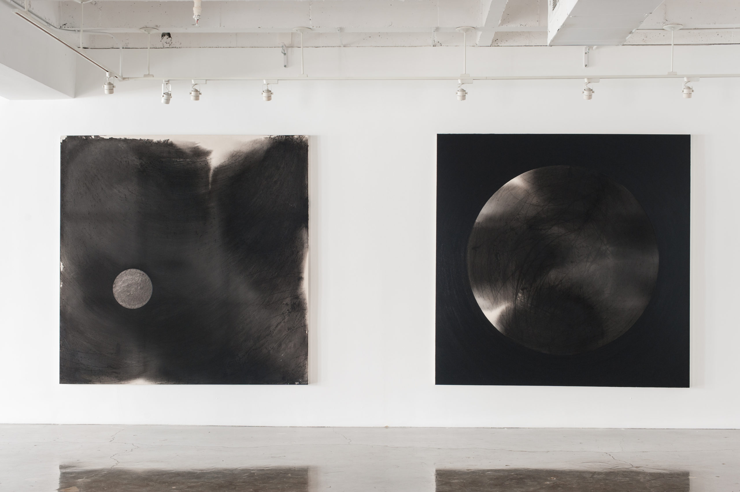 Lisa Diane Wedgeworth, Star Tracking (installation view), 2015. Courtesy of the artist. Photograph by Wanho Frank.